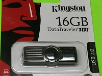 Kingston 16G USB flash drive 2.0 16G  fast ship from Canada