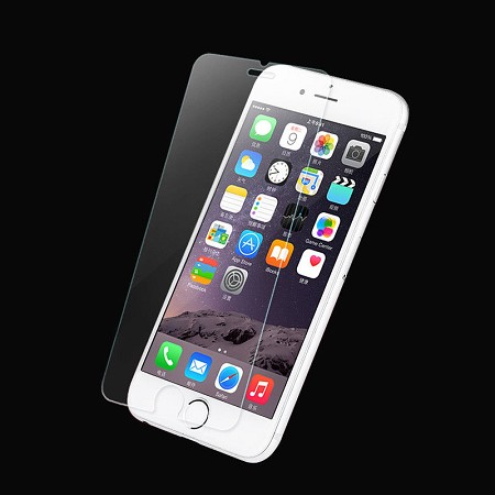 "2 X Tempered Glass Screen Protector Film for Apple iPhone 6 6S 4.7"" FAST ship from Markham Ontario"